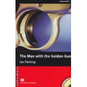 Macmillan Readers - The Man with the Golden Gun with extra exercises and audio CD - Level 6 Upper ( editura: Macmillan, autor: Ian Fleming ISBN 978-023-0-42234-6 )