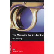 Macmillan Readers - The Man with the Golden Gun - Level 6 Upper ( editura: Macmillan, autor: Ian Fleming ISBN 978-023-0-42228-5 )