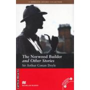 Macmillan Readers - The Norwood Builder and Other Stories - Level 5 Intermediate ( editura: Macmillan, autori: Sir Arthur, Conan Doyle ISBN 978-0-230-43645-9 )