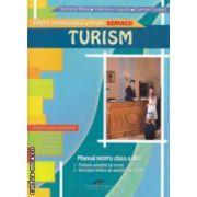 Turism - manual pentru clasa a XI - a - filiera tehnologica , profil servicii ( editura : CD Press , autori : Stefania Mihai , Valentina Capota , Carmen Ionesti ISBN 978-606-528-140-0 )