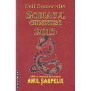 Zodiacul chinezesc 2013 - Afla ce surprize iti rezerva ANUL SARPELUI ( Editura: Lider, autor: Neil Somerville ISBN 978-973-629-305-4 )
