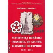Activitatea Romaniei in consiliul de ajutor economic reciproc 1949 - 1974 ( editura : Institutul National pentru Studiul Totalitarismului , autor : Brindusa Costache ISBN 978-973-7861-73-3 )
