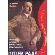 Arhivele Totalitarismului 1 - 2 : 2012 ( editura : Institutul National pentru Studiul Totalitarismului , Academia Romana ISBN 1221-6917 )