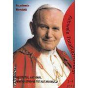 Arhivele Totalitarismului 3 - 4 : 2012 ( editura : Institutul National pentru Studiul Totalitarismului , Academia Romana ISBN 1221-6917- )