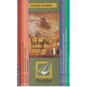 Sinteze Booklet: Istorie Universala 1 ( editura: Booklet, autor: Cristina Pavel ISBN 978-606-590-111-7 )