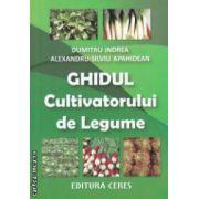 Ghidul cultivatorului de legume ( editura : Ceres , autori : Dumitru Indrea , Alexandru - Silviu Apahidean ISBN 978-973-40-0938-1 )