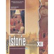 Istorie - manual pentru clasa a XII - a ( editura: Didactica si Pedagogica, autori: Valentin Balutoiu, Maria Grecu ISBN 9789733030478 )