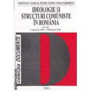 Ideologie si structuri comuniste in Romania Vol . III , 1 ianuarie 1920 - 3 februarie 1921 ( editura : Institutul National pentru Studiul Totalitarismului , coord . Florian Tanasescu ISBN 973-85454-1-2 )