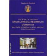 Romania : 1945 - 1989 : enciclopedia regimului comunist : institutii de partid , de stat , obstesti si cooperatiste ( editura : Institutul National pentru Studiul Totalitarismului , coord . Dan Catanus ISBN 978-973-7861-77-1 )