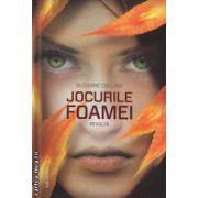 Jocurile foamei : Revolta Vol III ( editura : Nemira , autor : Suzanne Collins ISBN 978-606-579-290-6 )