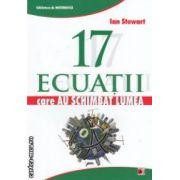 17 ecuatii care au schimbat lumea ( editura : Paralela 45 , autor : Ian Stewart ISBN 978-973-47-1654-8 )