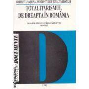 Totalitarismul de drept in Romania - origini , manifestari , evolutie 1919 - 1927 ( editura : Institutul National pentru Studiul Totalitarismului , coord . Ioan Scurtu ISBN 973-0-00149-9 )