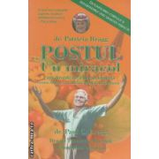 Postul un miracol ( Editura: Adevar divin, Autor: Patricia Bragg, ISBN 9786068080987 )