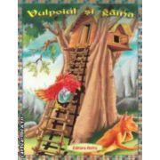 Vulpoiul si gaina ( Editura : Astro ISBN 978-606-8148-14-4 )