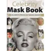 Celebrity mask book  Marilyn  ( Editura : Alligator Books  ISBN 978-0-85726-187-8 )