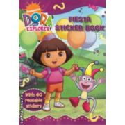 Dora the explorer fiesta sticker book ( Editura : Alligator Books ISBN 978-1-84239-567-7 )
