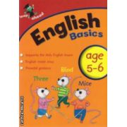 English basics age 5-6 ( Editura : Igloo Books ISBN 978-1-84817-784-0 )