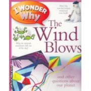 I wonder why the wind blows and other questions about our planet ( Editura : Kingfisher , Autor : Anita Ganeri ISBN 978-0-7534-3531-1 )