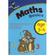 Maths basics age 3-4 ( Editura Igloo Books ISBN 9781848177901 )