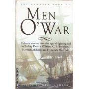 The mammoth book of Men O'War ( Editura : Robinson , Autor : Mike Ashley ISBN 978-1-84529-959-0 )