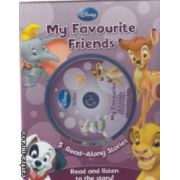 My favourite friends ( Editura : Parragon ISBN 978-1-4454-4156-6 )