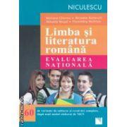 Limba si literatura romana evaluare nationala 2013 ( Editura : Niculescu , Autor : Mariana Cheroiu , Nicoleta Kuttesch ISBN 978-973-748-733-9 )