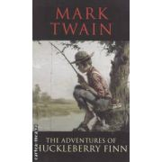 The adventures  of Huckleberry  Finn ( Editura : Transatlantic Press , Autor : Mark Twain ISBN 978-1-908533-12-8 )