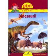 Pixi stie - tot Dinozaurii ( Editura: Galaxia Copiilor ISBN 978-606-93091-7-9 )