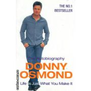 The autobiography Donny Osmond ( Editura : Orion Books , Autor : Donny Osmond ISBN 0-7528-7798-4 )