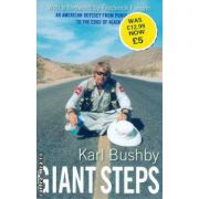 Giants steps ( Time Warner Books , Autor : Karl Bushby , ISBN 0-316-72958-2 )