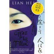 Grass for his Pillow ( Editura : Picador , Autor : Lian Hearn ISBN 0-330-41273-6 )