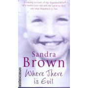 Where there is Evil ( Editura : Pan Books , Autor : Sandra Brown ISBN 0-330-44871-4 )