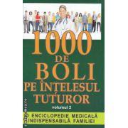 1000 de boli pe intelesu tuturor volumul II ( Editura: Orizonturi ISBN 978-973-736-163-9 )