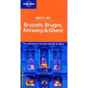 Best of Brussels , Bruges , Antwerp and Ghent ( Editura : Lonely Planet , Autor : Terry Carter , Lara Dunston ISBN 1-74059-739-7 )