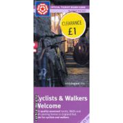 Cyclists and walkers welcome