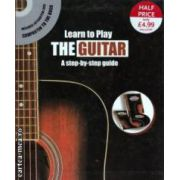 Learn to play the Guitar A step by step guide ( Editura : Parragon ISBN 978-1-4075-0067-6 )