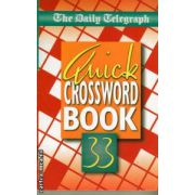 Quick crossword book nr 33 ( Editura : Pan Books , ISBN 0-330-41252-3 )