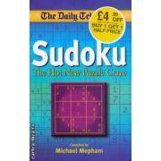 Sudoku ( Editura: Pan Books, Autor: Michael Mepham, ISBN 0-330-44145-0 )