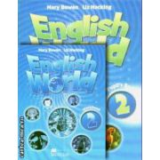 PROMOTIE : English World 2 Pupil ' s book + Workbook ( editura : Macmillan , autori : Mary Bowen , Liz Hocking )