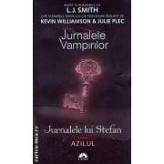 Azilul (Jurnalele lui Stefan, vol. 5) - editie de buzunar (Editura : Leda , Autor : L.J. Smith ISBN 978-973-102-487-5  )