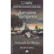 Inceputurile (Jurnalele lui Stefan, vol. 1) - editie de buzunar ( Editura : Leda , Autor : L.J. Smith ISBN 978-973-102-352-6 )