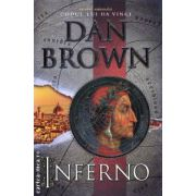 Inferno ( Editura : Rao , Autor : Dan Brown ISBN 978-606-609-481-8 )
