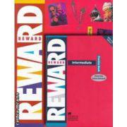 PROMOTIE : Reward Intermediate Student ' s book + Practice book ( editura : Macmillan , autori : Simon Greenall , Diana Pye )