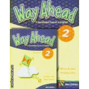 PROMOTIE : Way Ahead 2 Pupil ' s book + Workbook ( editura : Macmillan , autori : Printha Ellis , Mary Bowen )
