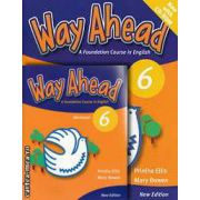 PROMOTIE : Way Ahead 6 Pupil ' s book with CD - ROM + Workbook ( editura : Macmillan , autori : Printha Ellis , Mary Bowen )