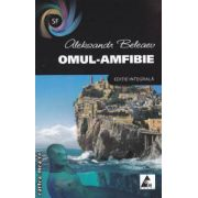 Omul - amfibie ( editura : Agora , autor : Aleksandr Beleaev ISBN 978-606-8391-19-9 )