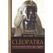 Cleopatra : povestea fascinanta a ultimei regine a Egiptului ( editura : All , autor : Stacy Schiff ISBN 978-606-587-049-9 )