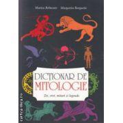 Dictionar de mitologie : Zei , eroi , mituri si legende ( editura : All , autori : Marisa Belmonte , Margarita Burgueno ISBN 978-973-684-737-0 )