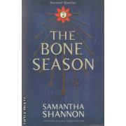 The Bone Season ( editura : Curtea Veche , autor : Samantha Shannon ISBN 978-606-588-622-3 )