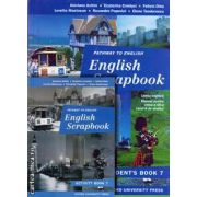 PROMOTIE : English Scrapbook Student ' s book + Activity book clasa a 7 a ( editura : Oxford University Press , autori : Alavina Achim , Ecaterina Comisel , Loretta Mastacan )